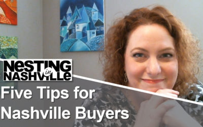 Five Tips for Buyers in the Nashville Area