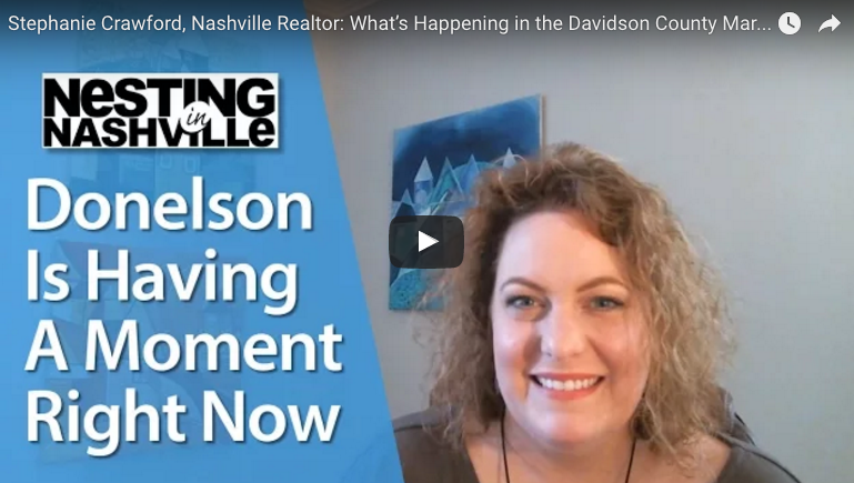 What's Happening in the Davidson County Market?