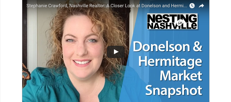 A Closer Look at Donelson and Hermitage