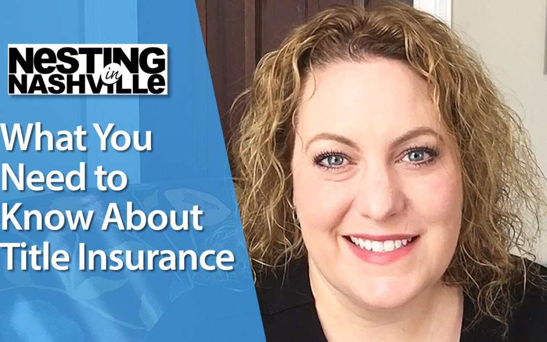 Knowing the Basics of Title Insurance