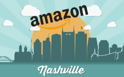 Amazon Announces Plans To Bring 5,000 Jobs To Nashville