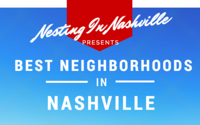 What Are The Best Nashville Neighborhoods?