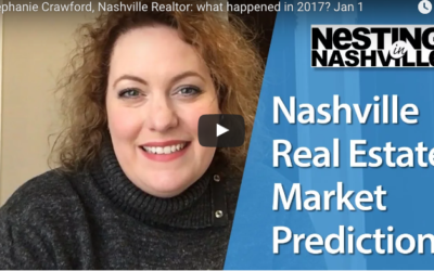 What to Expect From Nashville's Real Estate Market in 2017