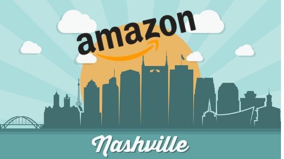 Amazon Announces Plans To Bring 5,000 Jobs To Nashville