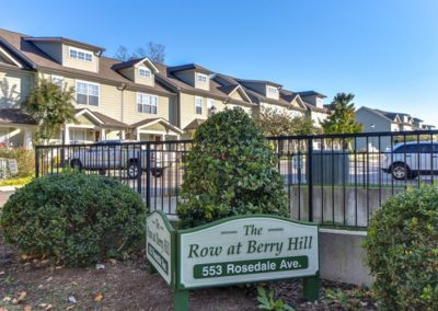 223 - 553 Rosedale Ave. #120, Nashville, TN 37211 - The Row At Berry Hill Townhomes