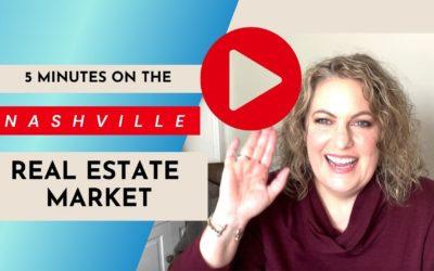 Steph Discusses the Current Nashville Real Estate Market